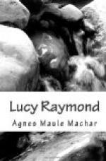 Lucy Raymond by Agnes Maule Machar