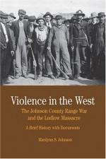 Ludlow massacre by
