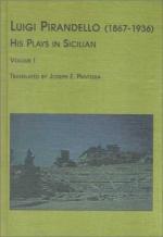 Luigi Pirandello by