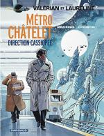 Métro Châtelet, Brooklyn Station (Valerian) by Pierre Christin