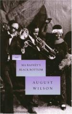 Ma Rainey by