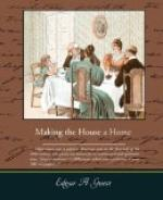 Making the House a Home by Edgar Guest