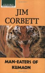 Man-eaters of Kumaon by Jim Corbett (hunter)
