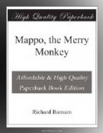 Mappo, the Merry Monkey by