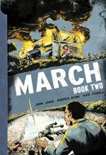 March: Book 2 by Andrew Aydin, John Lewis, and Nate Powell