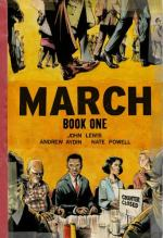 March: Book One by Andrew Aydin , John Lewis, and Nate Powell