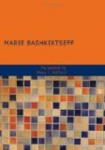 Marie Bashkirtseff (From Childhood to Girlhood) by Marie Bashkirtseff