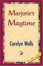 Marjorie's Maytime by Carolyn Wells
