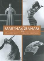 Martha Graham: A Dancer's Life by Russell Freedman