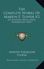 Martin Farquhar Tupper by