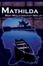 Mathilda (novella) by Mary Shelley