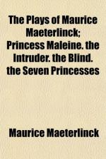 Maurice Maeterlinck by