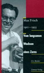 Max Frisch by