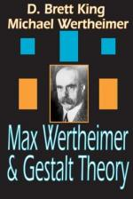 Max Wertheimer by
