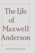 Maxwell Anderson by