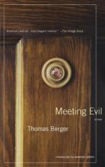 Meeting Evil by Thomas Berger