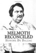 Melmoth Reconciled by Honoré de Balzac