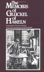 Memoirs of Glueckel of Hameln by Glückel of Hameln