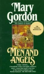 Men and Angels by Mary Gordon