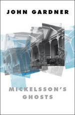 Mickelsson's Ghosts by John Gardner
