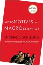 Micromotives and Macrobehavior by Thomas Schelling