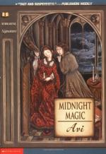 Midnight Magic by Avi (author)