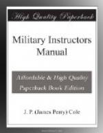 Military Instructors Manual by