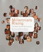 Millennials Rising: The Next Great Generation /by Neil Howe and Bill Strauss ; Cartoons by R.J. Matson by Strauss and Howe