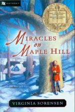 Miracles on Maple Hill by Virginia Sorensen