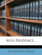 Miss Prudence by