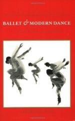 Modern dance by