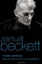 Molloy (novel) by Samuel Beckett