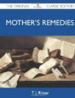 Mother's Remedies by