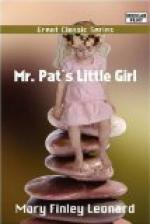 Mr. Pat's Little Girl by