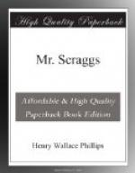 Mr. Scraggs by