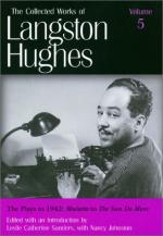 Mulatto by Langston Hughes