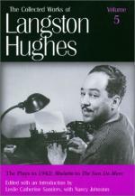 Mulatto by Langston Hughes
