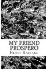 My Friend Prospero by Henry Harland