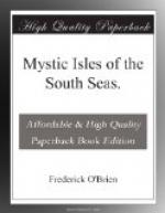 Mystic Isles of the South Seas. by