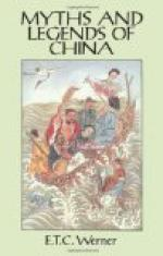 Myths and Legends of China by