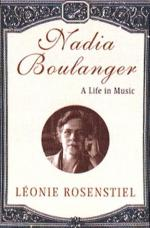 Nadia Boulanger by