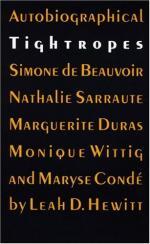 Nathalie Sarraute by