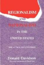Nationalism in the United States by
