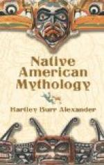 Native American mythology by