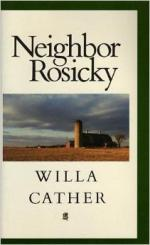 Neighbor Rosicky by Willa Cather