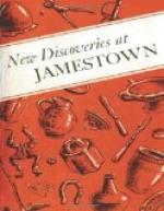 New Discoveries at Jamestown by