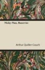 Nicky-Nan, Reservist by Arthur Quiller-Couch