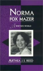 Norma Fox Mazer by