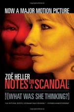 What Was She Thinking? Notes on a Scandal by Zoe Heller
