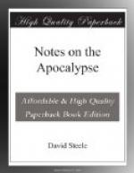 Notes on the Apocalypse by
